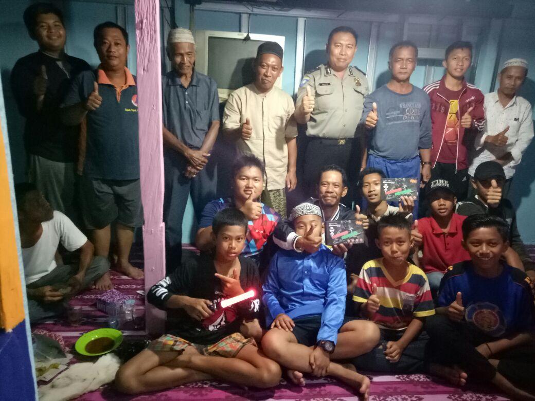Sat Binmas Polres HSS Emang Jempol Deh